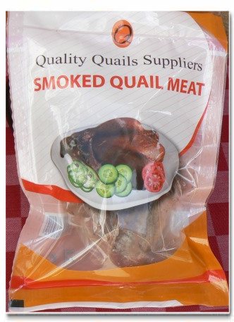 Quality Quail Smoked Meat